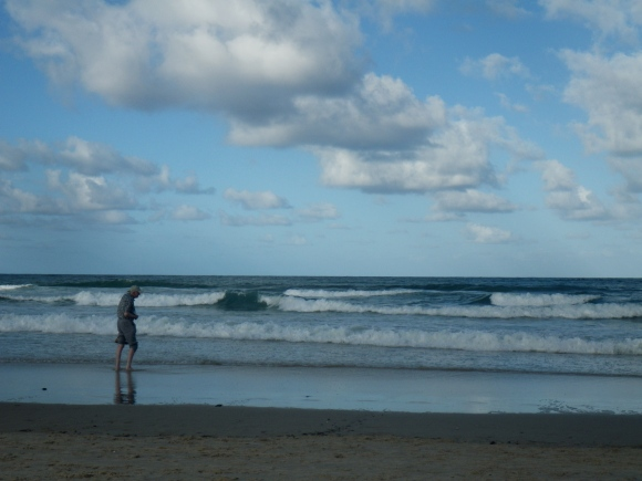 Love & Freedom. Burleigh Heads, February 9, 2013.